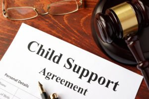 when will a court consider a motion to modify child support