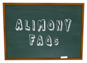 how remarrying and cohabitating affects alimony