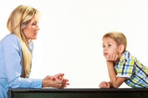 explaining divorce to kids