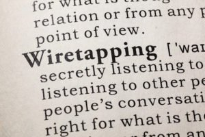 wiretapping during a divorce or separation