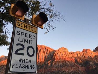 Speeding In A School Zone In North Carolina Kurtz Blum